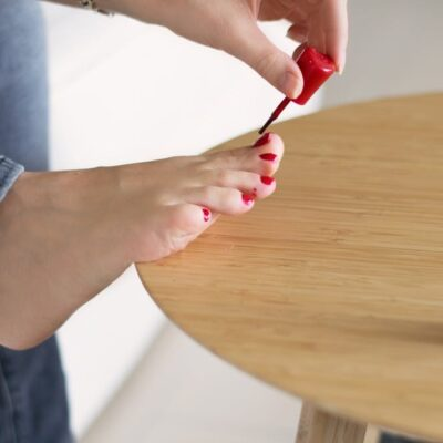 When Is a Pedicure More Than a Pedicure?